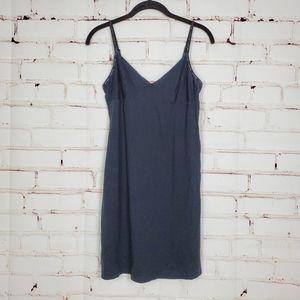 Calvin Klein Slip Dress Black size M
